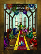 Guildhouses, Hospitals, & Other Professional Places (City Builder Volume 4)