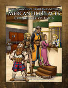 Banks, Trading Posts, & Other Mercantile Places (City Builder Volume 6)