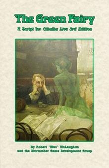 Portada de The Green Fairy