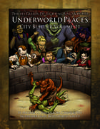 Thieves' Guilds, Pit-Fighting Rings & Other Underworld Places (City Builder Volume 11)