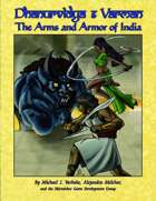 Dhanurvidya & Varman: The Arms and Armor of India (4th Edition Dungeons & Dragons)