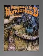 Adventures in Wonderland: A Sourcebook for OGL Roleplaying Games