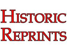Historic Reprints