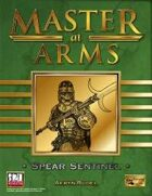 Master at Arms: Spear Sentinel