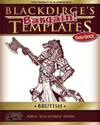 Blackdirge's Bargain Templates: Brutish