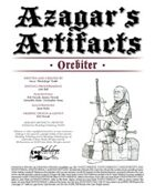 Azagar's Artifacts: Orcbiter