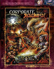 Dennis Moore's Shadowrun 5th edition game
