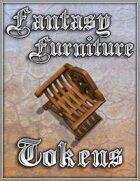 Fantasy Furniture Tokens