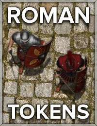 The Romans Token Pack
