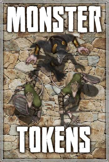Monster Tokens