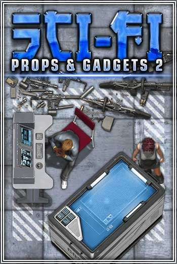 Sci-fi Props & Gadgets II
