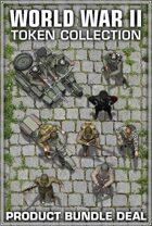 World War II Token Collection