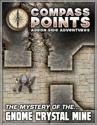 Compass Point #01: Gnome Crystal Mine Generic Virtual Tabletop Edition
