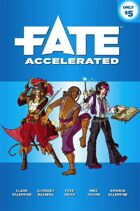 Fate Accelerated Edition • A Fate Core Build