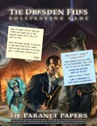Dresden Files RPG: Paranet Papers: Vegas Chapter Early Preview