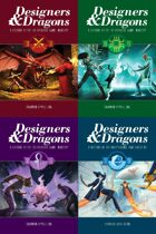 Designers & Dragons: The Complete Set [BUNDLE]