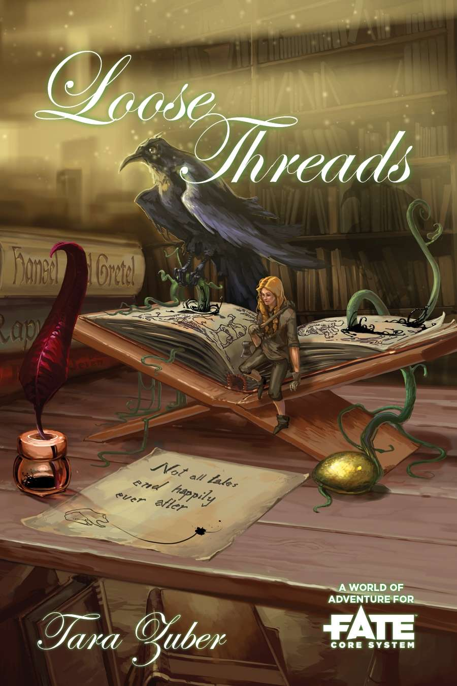 Loose Threads • A World of Adventure for Fate Core
