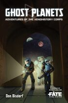 Ghost Planets • A World of Adventure for Fate Core