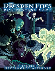 dresden files roleplaying game pdf