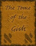 Tome of the Gish
