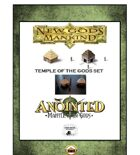 Temple of the Gods 3D Set