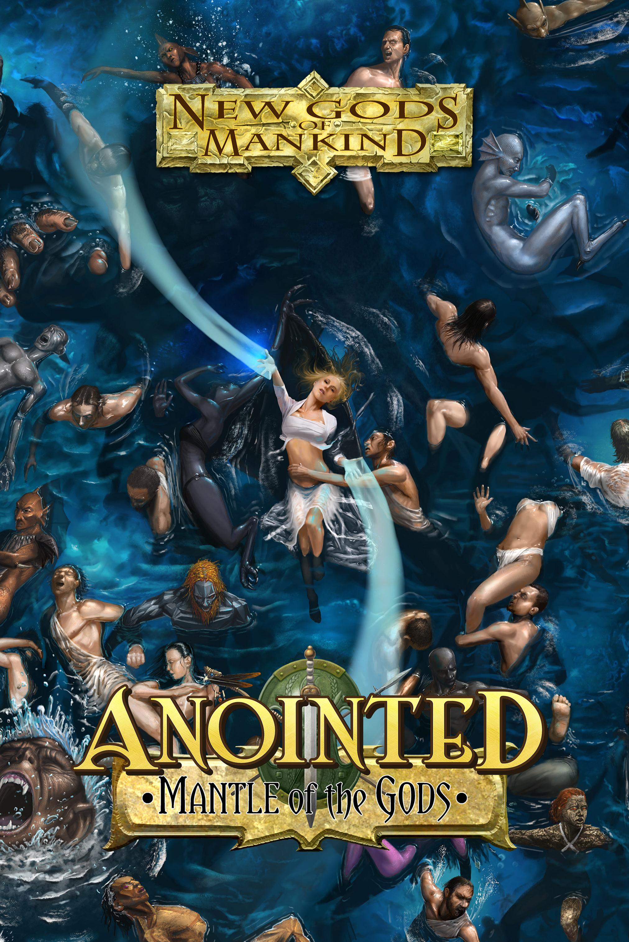 Anointed: Mantle of the Gods