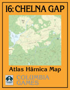 Atlas Map I6: Chelna Gap