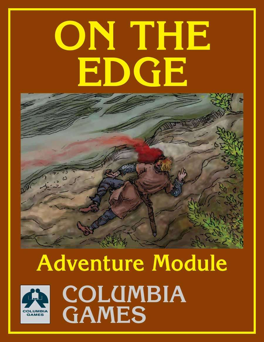On the Edge adventure module