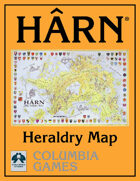 Harn Heraldry Map