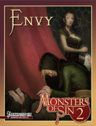 Monsters of Sin 2: Envy (Pathfinder RPG)