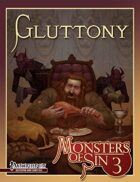 Monsters of Sin 3: Gluttony (Pathfinder RPG)