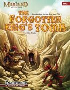 Midgard Adventures: The Forgotten King\'s Tomb