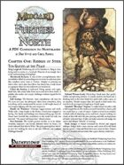 Further North: A PDF Companion to Northlands (PFRPG)