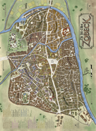 Zobeck City Map