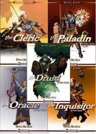 Divine Favor Series (Pathfinder RPG) [BUNDLE]