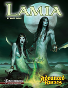 Advanced Races 8: Lamia (Pathfinder RPG)