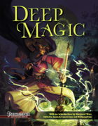 Deep Magic (Pathfinder RPG)