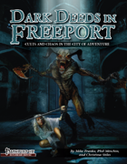 Dark Deeds in Freeport (Pathfinder RPG)