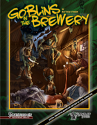 Midgard Adventures: Goblins in the Brewery (Pathfinder RPG)