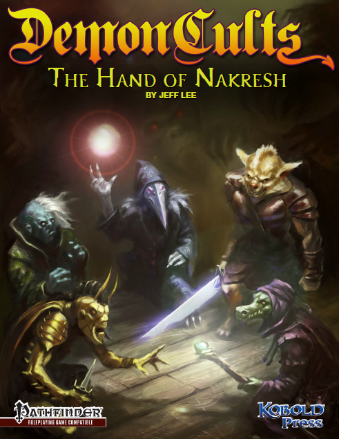 Demon Cults 4: The Hand of Nakresh