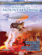 Halls of the Mountain King for Pathfinder Roleplaying Game