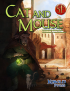 Cat & Mouse for 5th Edition