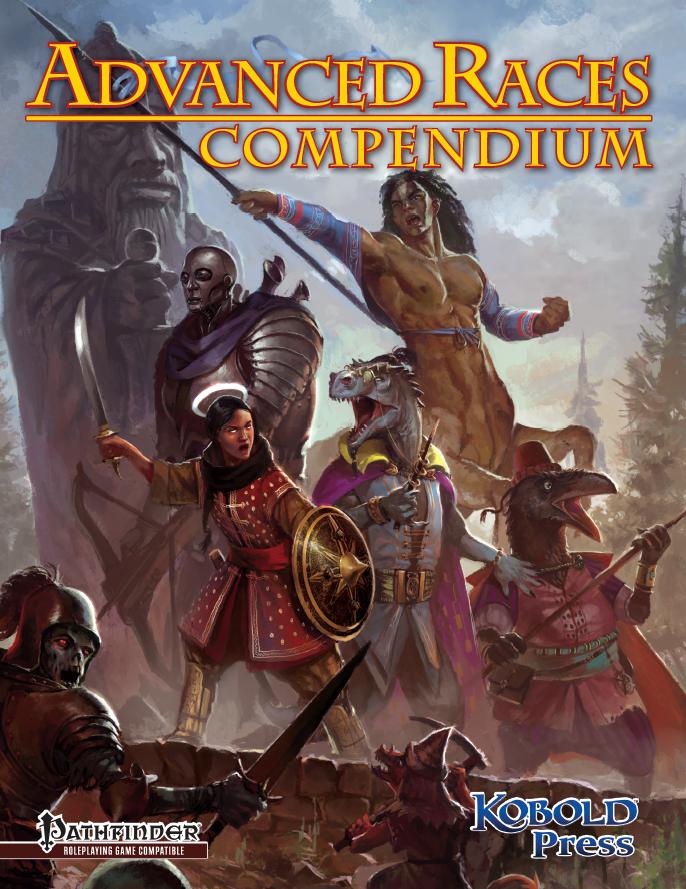 Advanced Races Compendium (Pathfinder RPG)