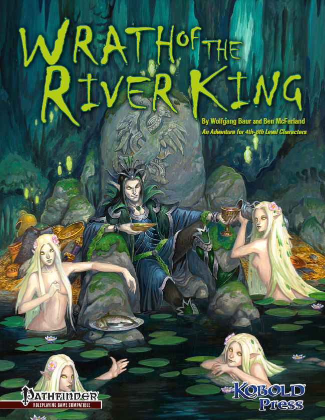 Wrath of the River King for Pathfinder Roleplaying Game