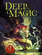 Deep Magic for 5th Edition