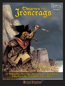 Dwarves of the Ironcrags