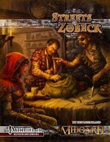 Streets of Zobeck (PFRPG)