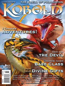 Kobold Quarterly Magazine 18