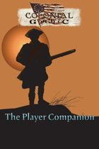 Colonial Gothic: The Player Companion