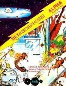 Metamorphosis Alpha 1st Edition
